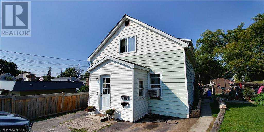 House for sale at 323 Sixth Ave West North Bay Ontario - MLS: 213081