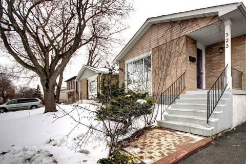 House for sale at 323 Vodden St Brampton Ontario - MLS: W4665604