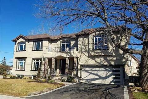 House for sale at 323 Woodale Ave Oakville Ontario - MLS: W4549317