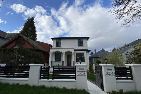 House for sale at 3231 33rd Ave W Vancouver British Columbia - MLS: R2427849