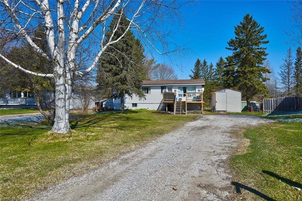 House for sale at 3232 Shoreview Dr Washago Ontario - MLS: 255622