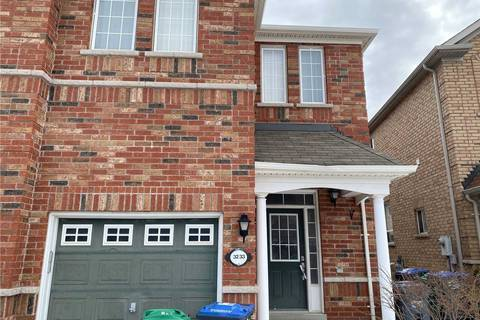 Townhouse for rent at 3233 Cabano Cres Mississauga Ontario - MLS: W4695827