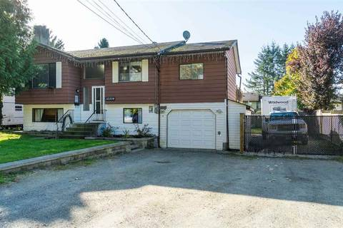 House for sale at 32334 14th Ave Mission British Columbia - MLS: R2411270