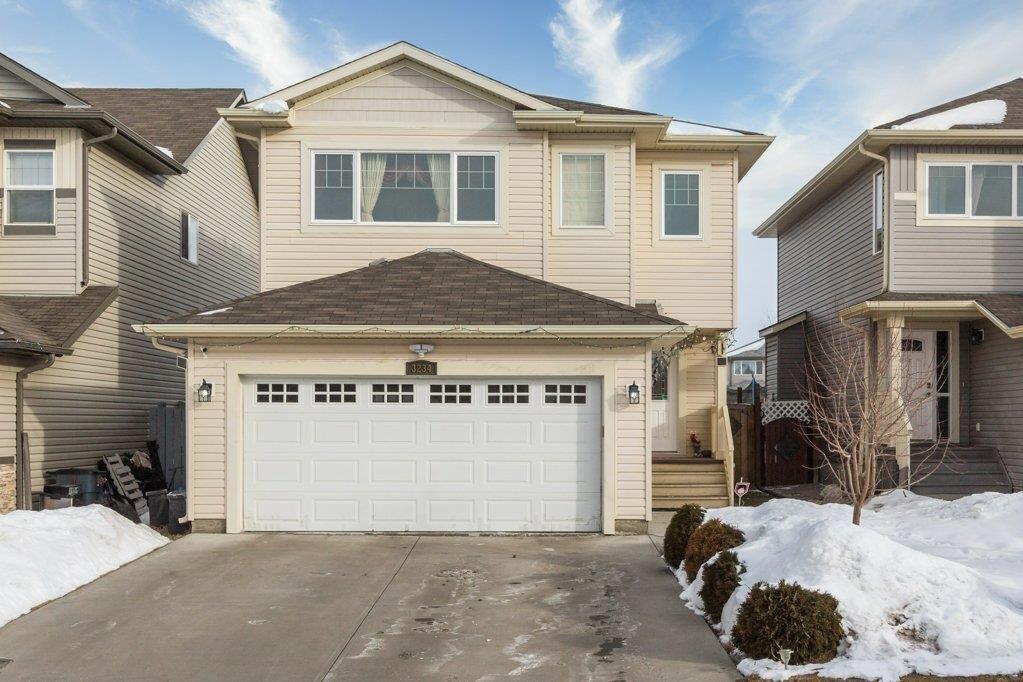 House for sale at 22 A Av NW Unit 3234 Edmonton Alberta - MLS: E4190972