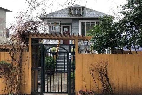 House for sale at 3234 Prince Edward St Vancouver British Columbia - MLS: R2443120