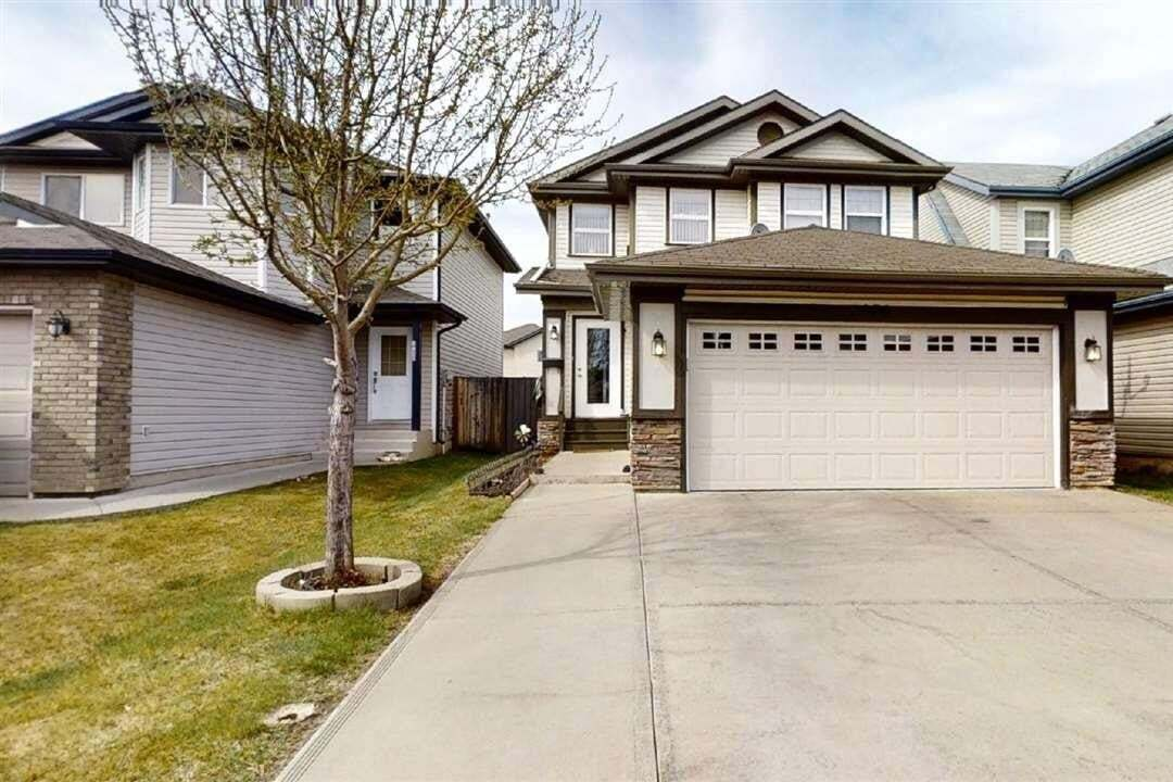 House for sale at 3236 26 Av NW Edmonton Alberta - MLS: E4196237