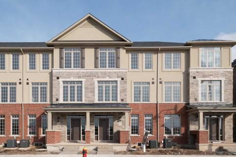 Townhouse for rent at 3237 William Coltson Ave Oakville Ontario - MLS: W4650789