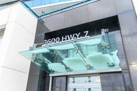 Apartment for rent at 3600 Highway 7 Rd Unit 324 Vaughan Ontario - MLS: N4681437