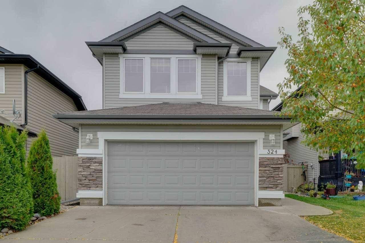 House for sale at 324 79 St Sw Edmonton Alberta - MLS: E4178114
