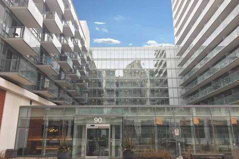 Apartment for rent at 90 Stadium Rd Unit 324 Toronto Ontario - MLS: C4577926