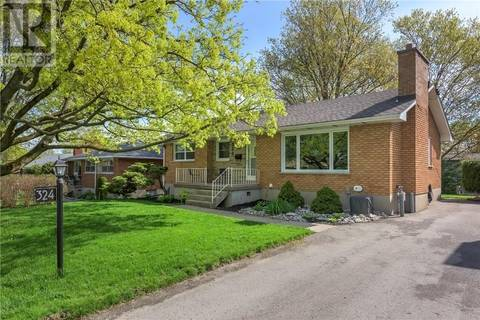 House for sale at 324 Auburn Ave London Ontario - MLS: 196886