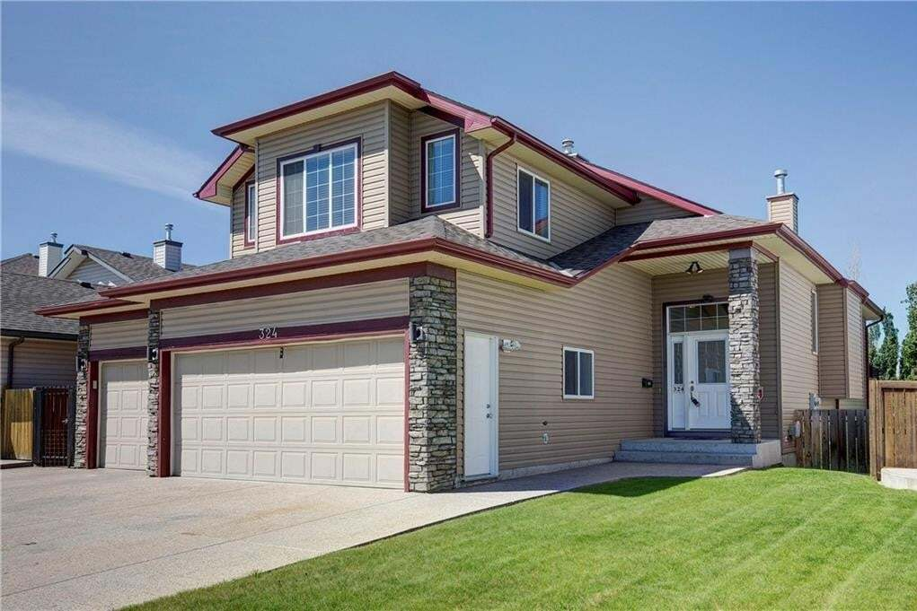 House for sale at 324 Cove Rd The Cove, Chestermere Alberta - MLS: C4300904