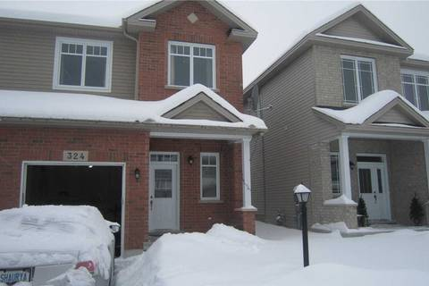 Townhouse for rent at 324 Glenbrae Ave Ottawa Ontario - MLS: X4638252
