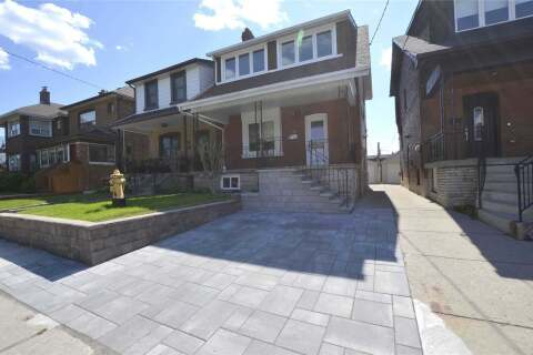 House for sale at 324 Glenholme Ave Toronto Ontario - MLS: C4815660