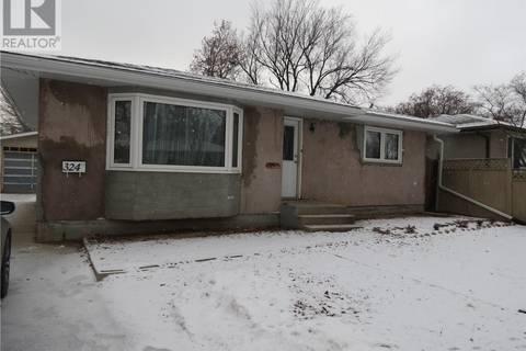 House for sale at 324 Halifax St N Regina Saskatchewan - MLS: SK793157