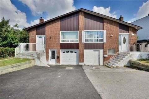 Townhouse for rent at 324 Hansen Rd Brampton Ontario - MLS: W4862769