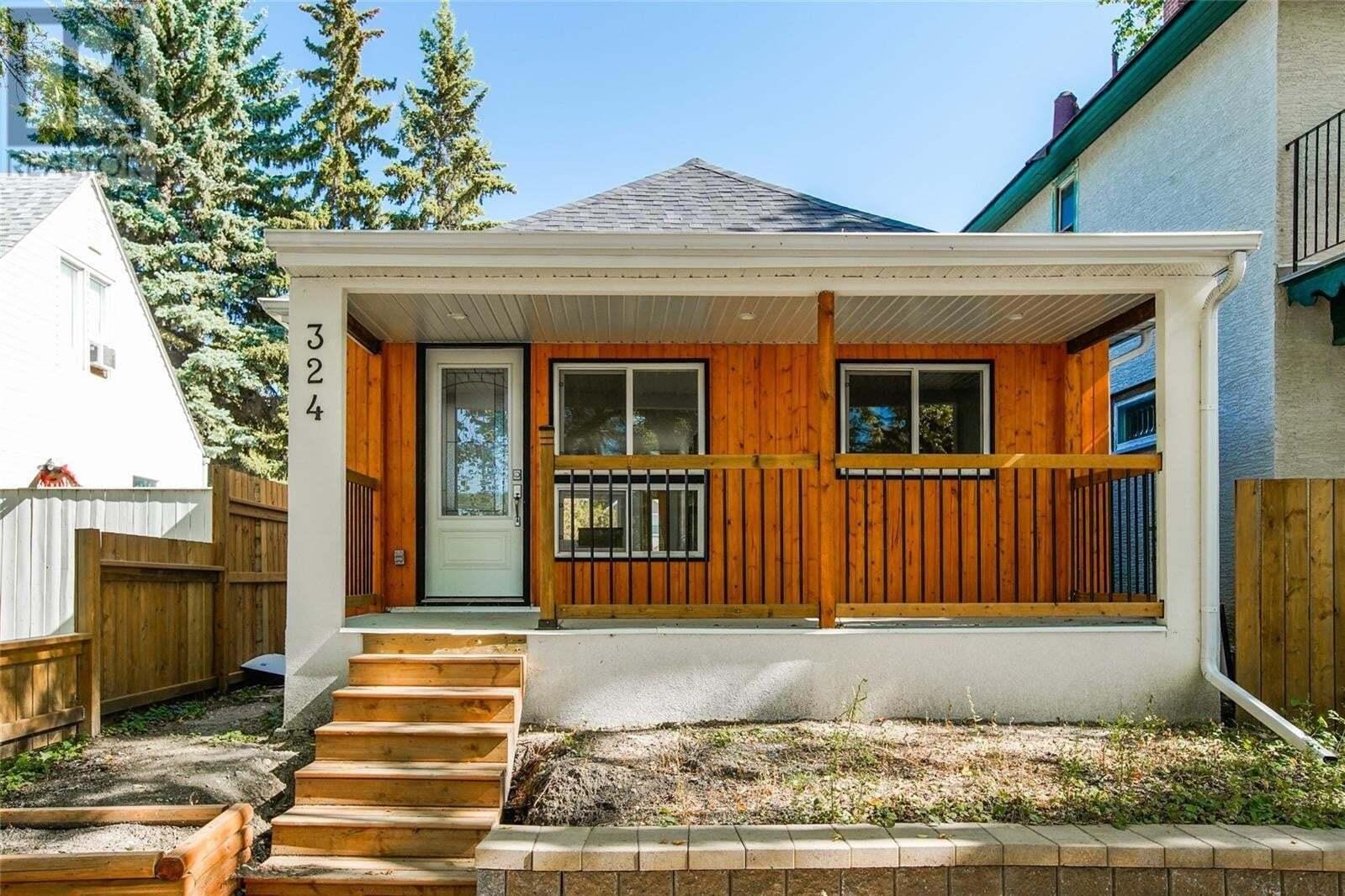 House for sale at 324 J Ave N Saskatoon Saskatchewan - MLS: SK826589