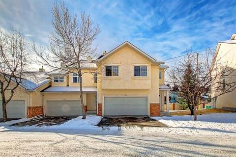 Townhouse for sale at 324 Prominence Ht Southwest Calgary Alberta - MLS: C4287898