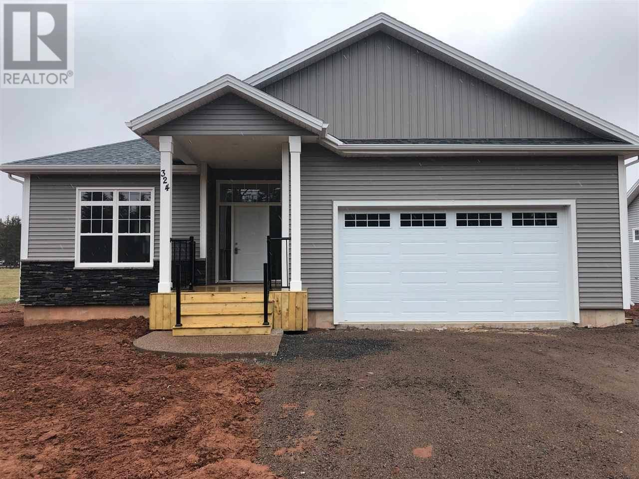 House for sale at 324 Upton Rd West Royalty Prince Edward Island - MLS: 202007038