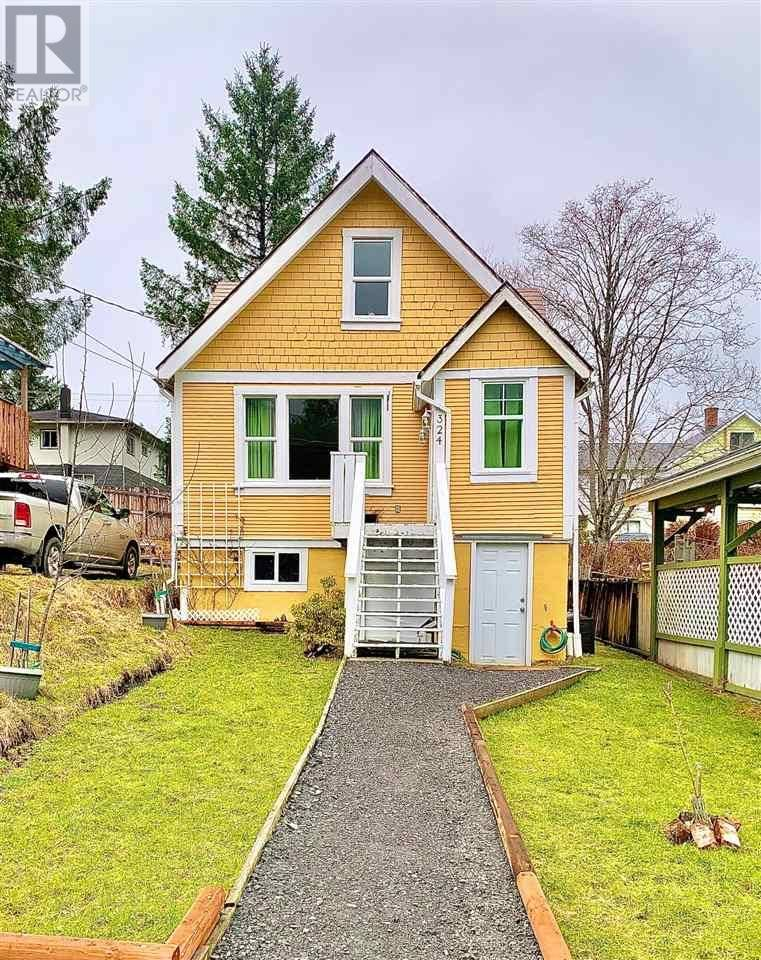 House for sale at 324 8th Ave W Prince Rupert British Columbia - MLS: R2435454