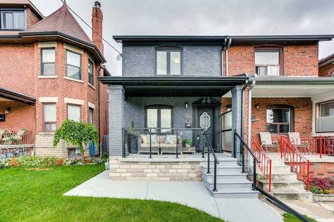 Townhouse for sale at 324 Winona Dr Toronto Ontario - MLS: C4570193