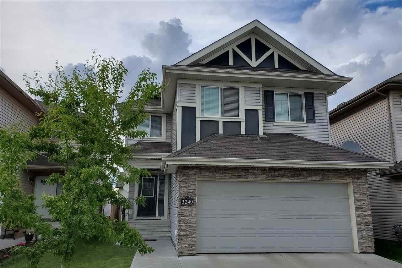 House for sale at 3240 16 Av NW Edmonton Alberta - MLS: E4206222
