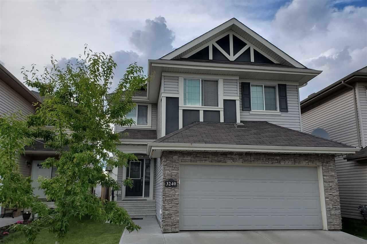 House for sale at 3240 16 Av NW Edmonton Alberta - MLS: E4223022