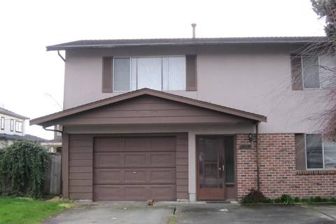 Townhouse for sale at 3240 Blundell Rd Richmond British Columbia - MLS: R2437879