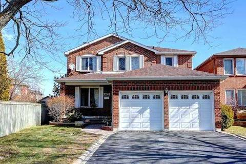 House for sale at 3242 Dolson Ct Mississauga Ontario - MLS: W4716399