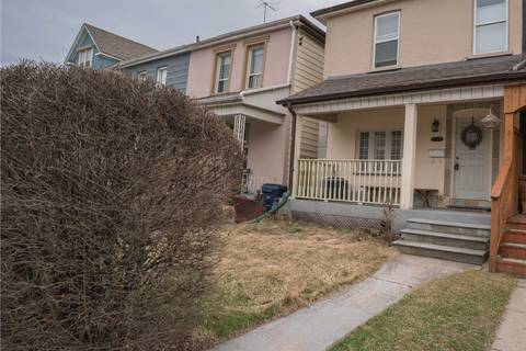 Townhouse for sale at 3243 Dundas St Toronto Ontario - MLS: W4422526