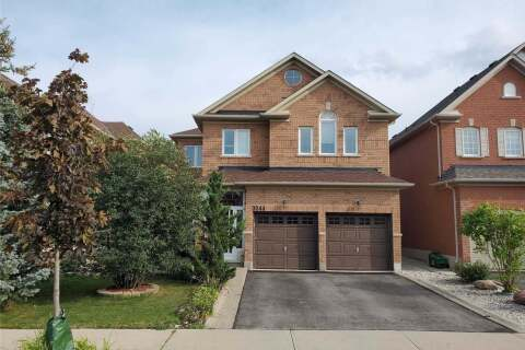House for sale at 3244 Escada Dr Mississauga Ontario - MLS: W4925667