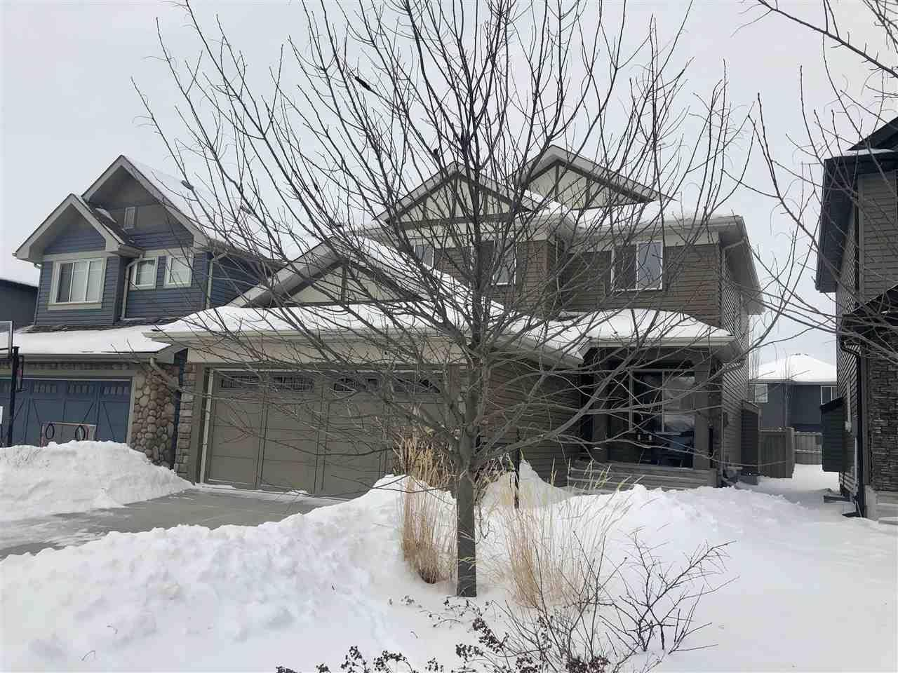 House for sale at 3245 Whitelaw Dr Nw Edmonton Alberta - MLS: E4187426