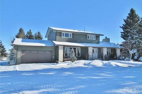 House for sale at 32469 Rr  Unit 32469 RR 40 Rural Mountain View County Alberta - MLS: C4227057