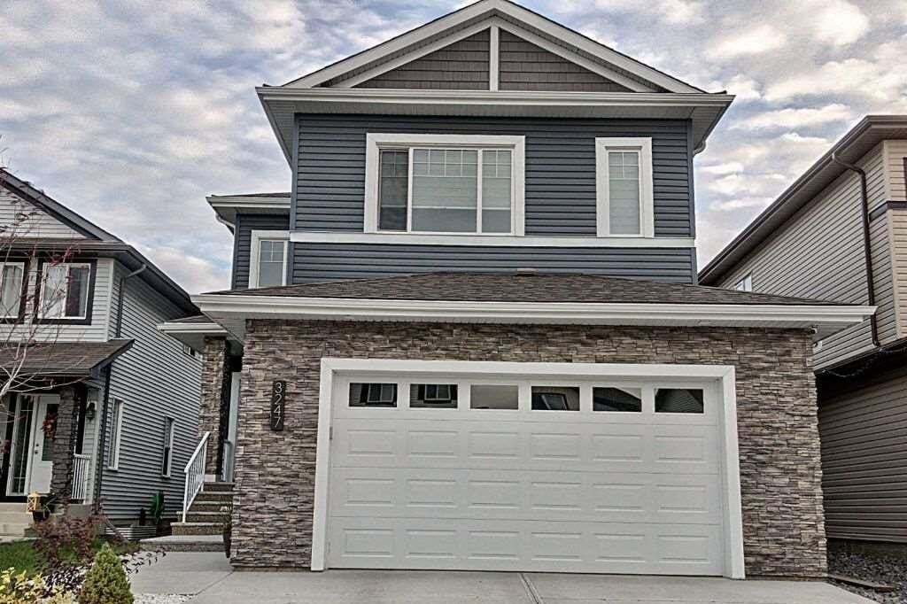 House for sale at 3247 13 Av NW Edmonton Alberta - MLS: E4217875