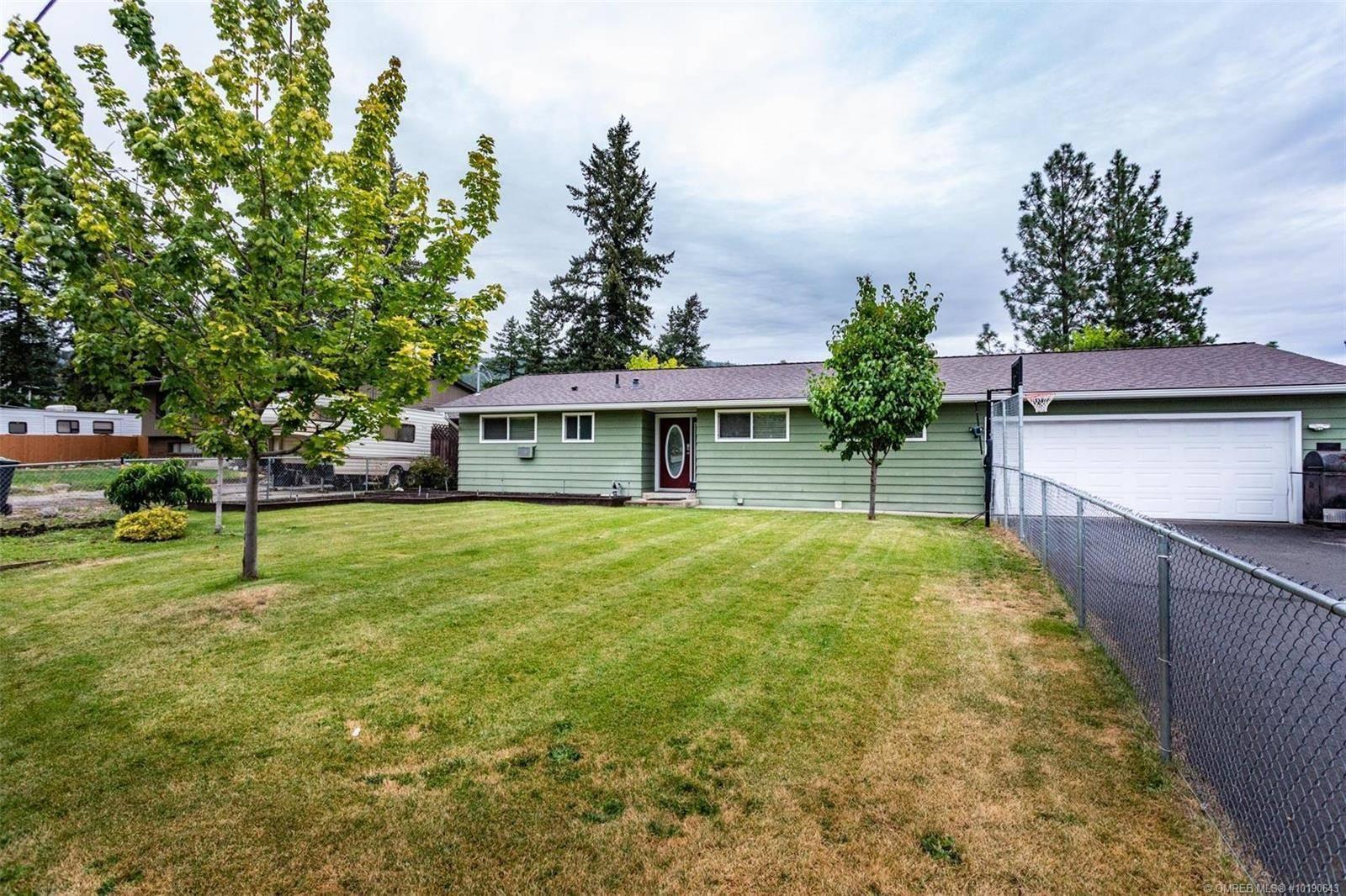 House for sale at 3247 Mcgregor Rd West Kelowna British Columbia - MLS: 10190643