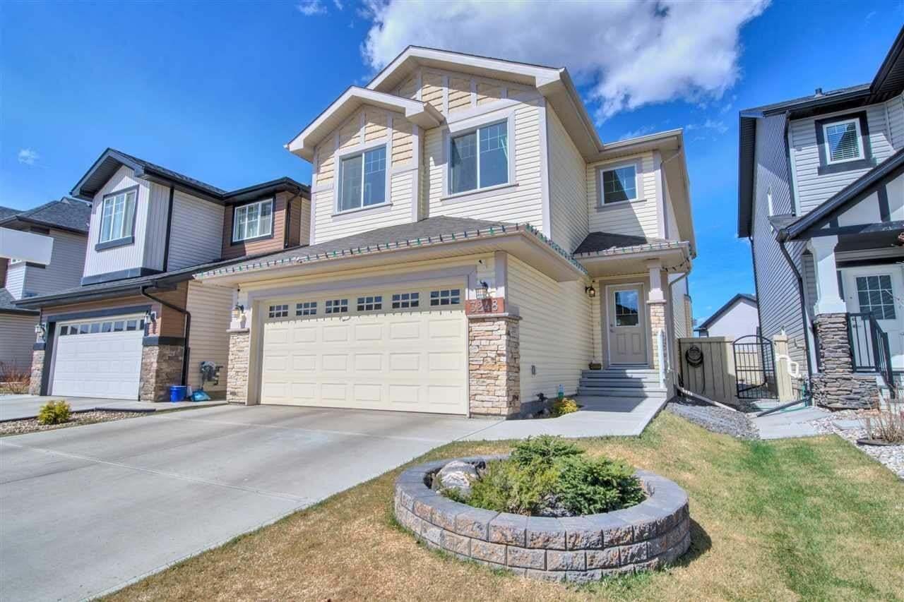 House for sale at 3248 Abbott Cr SW Edmonton Alberta - MLS: E4195840