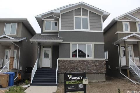 House for sale at 3248 Green Water Dr Regina Saskatchewan - MLS: SK789119