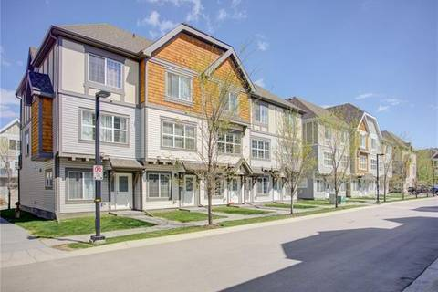 Townhouse for sale at 130 New Brighton Wy Southeast Unit 325 Calgary Alberta - MLS: C4245141