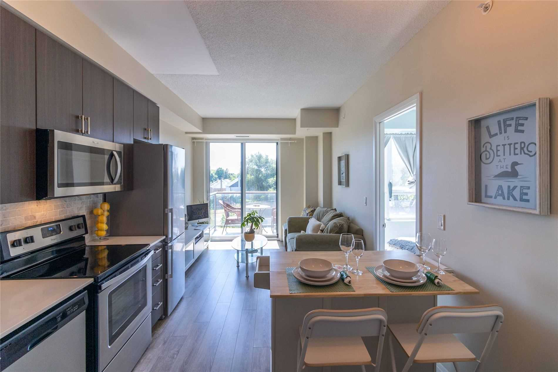 For Sale: 325 - 22 East Haven Drive, Toronto, ON | 2 Bed, 2 Bath Condo for $525000.00. See 32 photos!