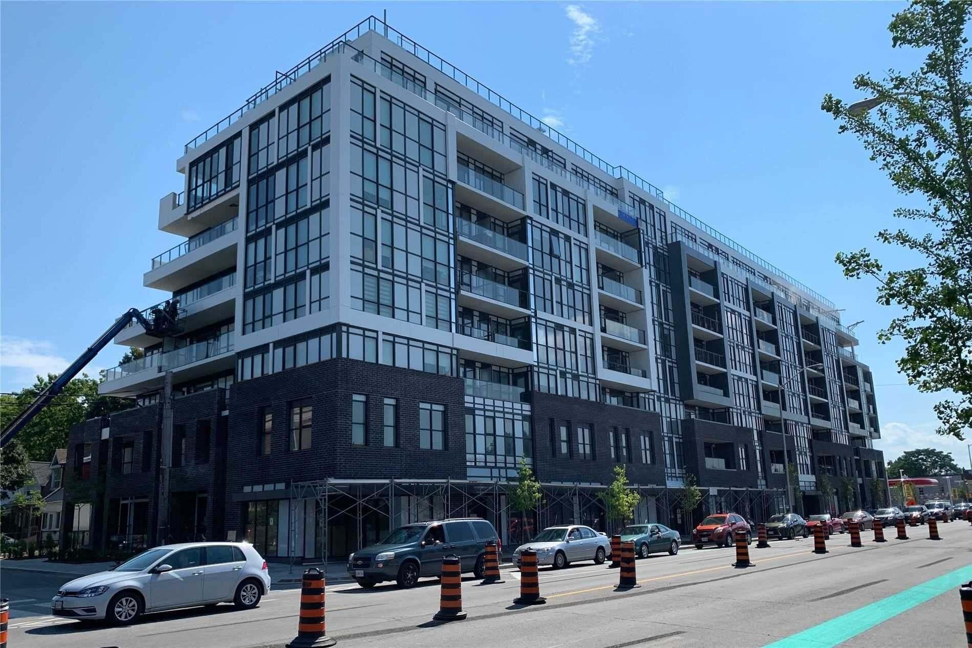 Buliding: 2301 Danforth Avenue, Toronto, ON