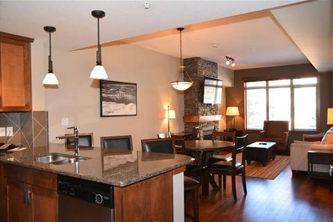 Condo for sale at 30 Lincoln Pk Unit 325 Canmore Alberta - MLS: C4291487