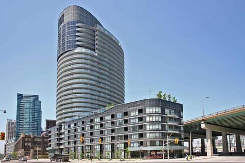 Apartment for rent at 38 Dan Leckie Wy Unit 325 Toronto Ontario - MLS: C4516297