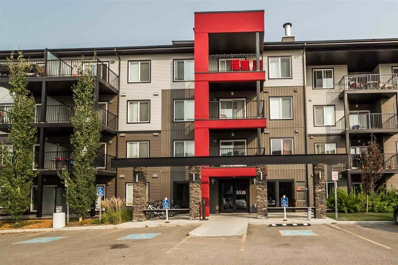 Condo for sale at 5515 7 Av SW Unit 325 Edmonton Alberta - MLS: E4214991