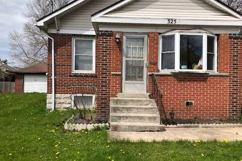 House for sale at 325 Central Ave Fort Erie Ontario - MLS: X4451410