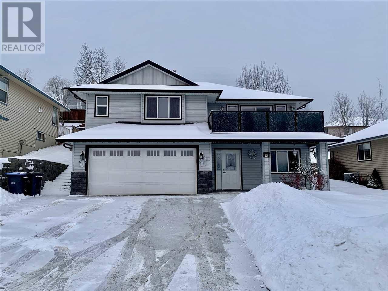House for sale at 325 Crosina Cres Williams Lake British Columbia - MLS: R2434546
