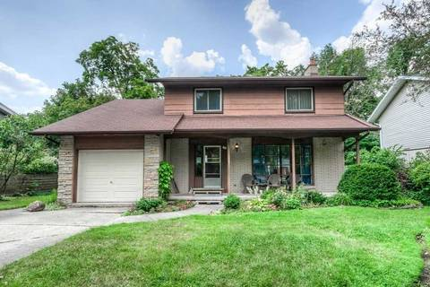 House for sale at 325 Dale Cres Waterloo Ontario - MLS: X4532460