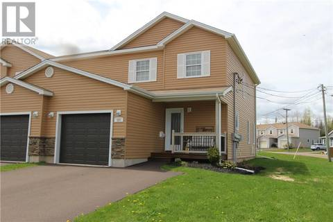 Townhouse for sale at 325 Damien  Dieppe New Brunswick - MLS: M122171