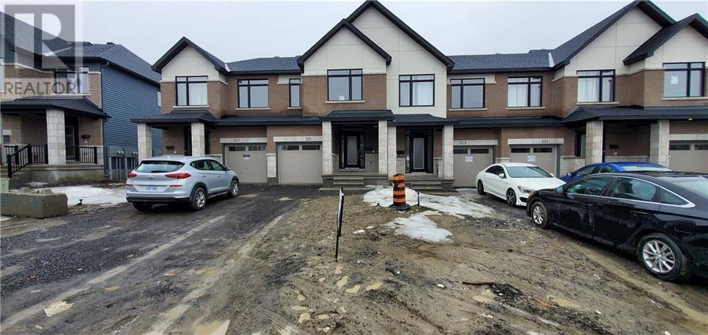 Townhouse for sale at 325 Joshua St Ottawa Ontario - MLS: 1187919