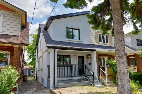 Townhouse for sale at 325 Monarch Park Ave Toronto Ontario - MLS: E4827421