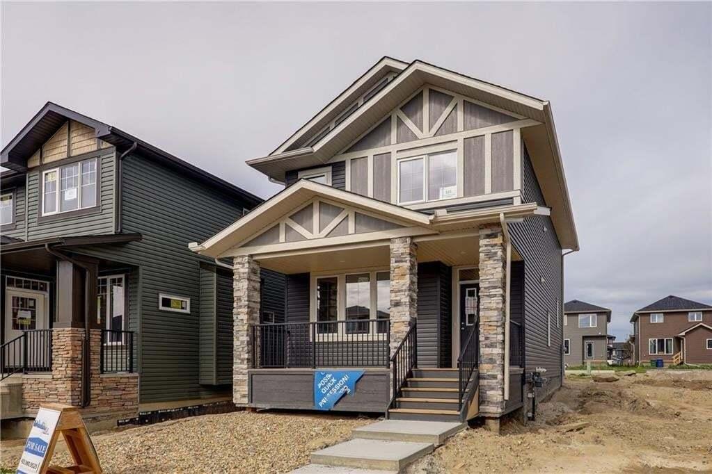 House for sale at 325 Ravenstern Li SE Ravenswood, Airdrie Alberta - MLS: C4303704